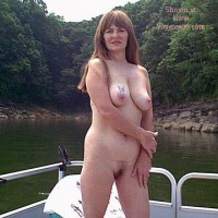 Southern Wife Outside
