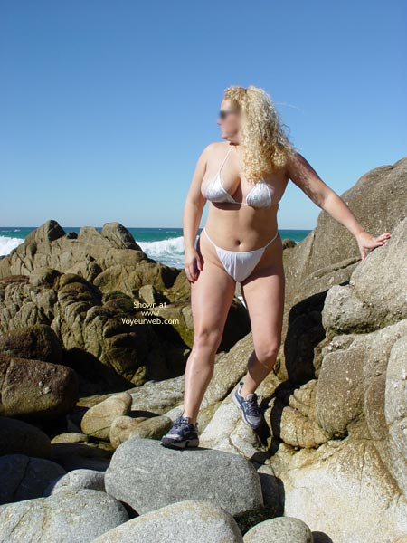 Pic #1 Curvykay - On The Rocks