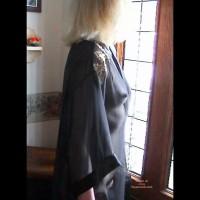 Sheer New Robe