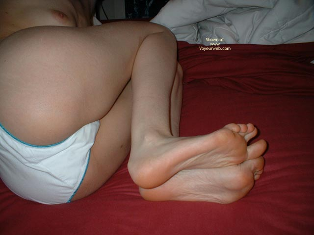 Pic #1 Barefeet And Panties