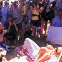 Flashing pix on the French Riviera.