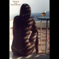 Lady on Ibiza