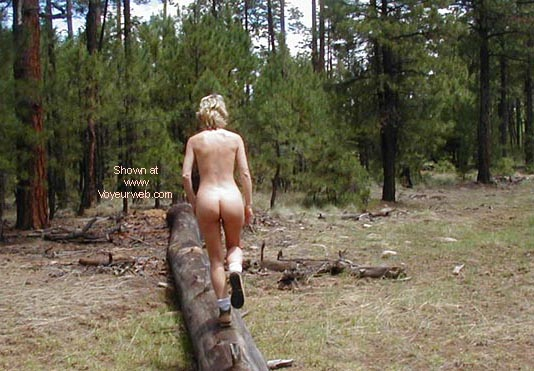 Pic #1 Nude Hiking