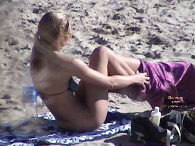 Pic #1 Santa Barbara Buster Beach 0105