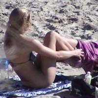 Santa Barbara Buster Beach 0105