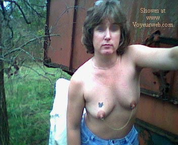 Pic #1 Farm Wife Outdoors (BLUR EYES)