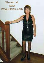Pic #1 LEATHER CLAD PAM