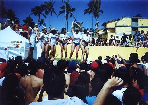 Pic #1 Wet Tshirt Contest In Puerto Vallarta