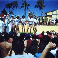 Wet Tshirt Contest In Puerto Vallarta