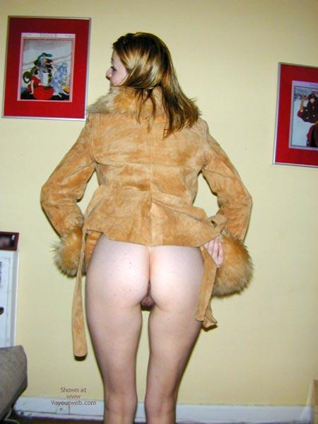 Beaver Fur Coat , Beaver Fur Coat