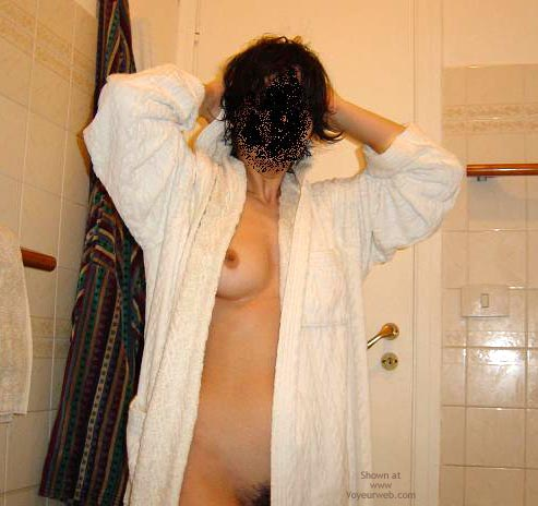 Pic #1 My Wife After Shower