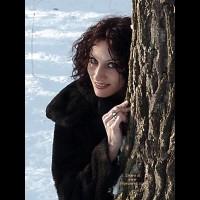Toni in Winter Wonderland