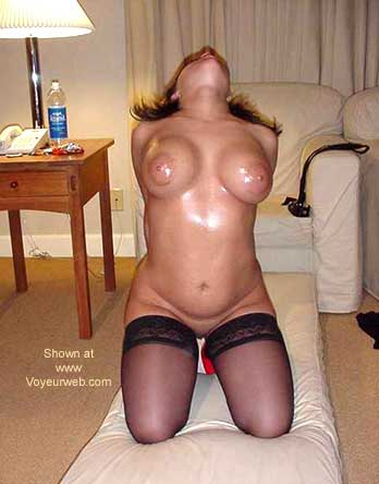 Pic #1 The Naughty Wife's First Time