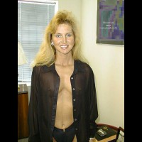 Brooke at the Office 4