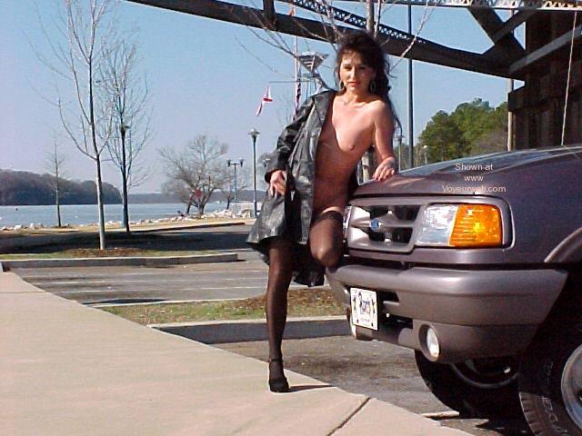 Pic #1 Sheena At The Park1