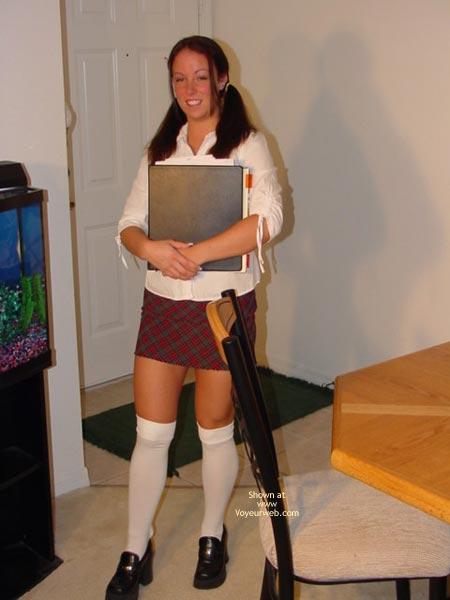 Pic #1 School Girl