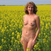 Saucyminx In Yellow Flowers