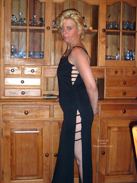 Pic #1 37 Yo (Dutch) Black Dress