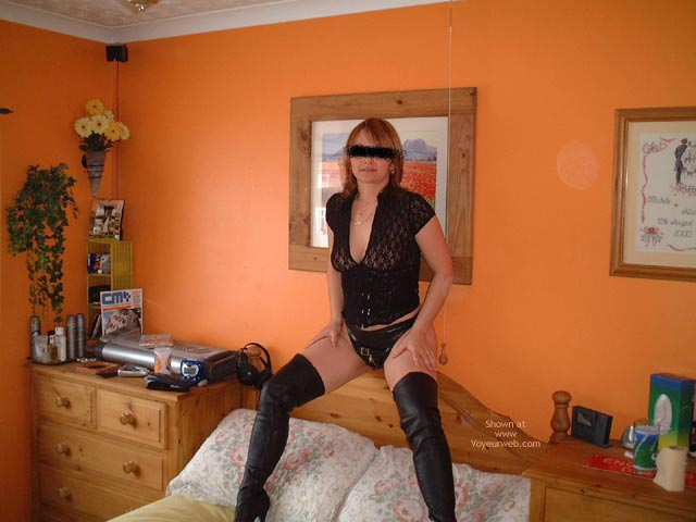 Pic #1 Lovely In Leather