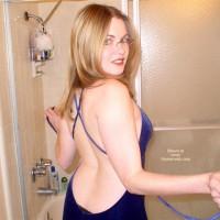 Cynthia 19 Shower Fun