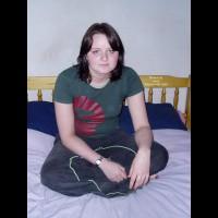 British Teen Student Rose