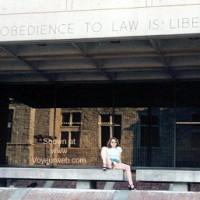 Cynthia at The Courthouse