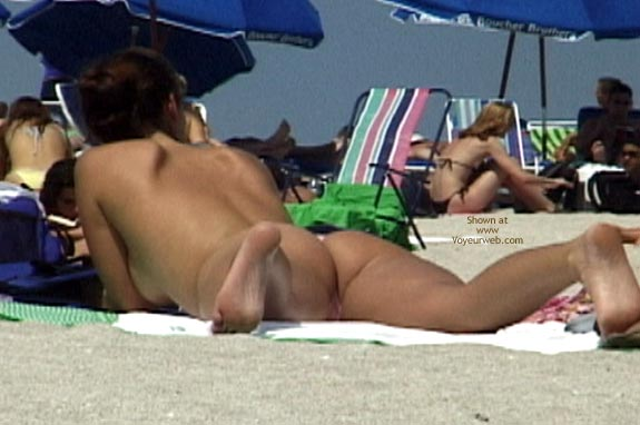 Pic #1 Topless Beach Extravaganza