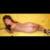 Daisydiaz'S Fishnet Fun!