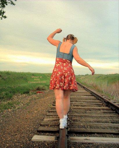 Pic #1 Romance Rides The Rails 2