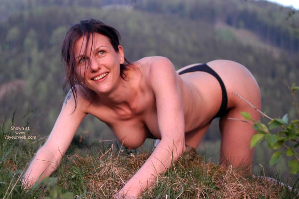 Nature Girl , Nature Girl, Black Thong