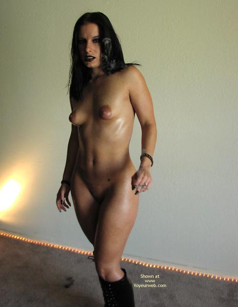 Nude perfect young emo
