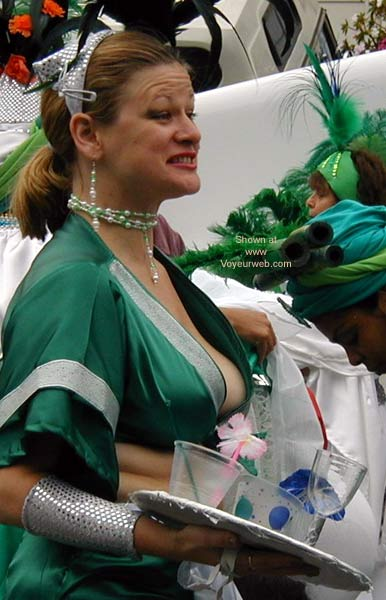Pic #1 Carnaval SF, Downblouse 1