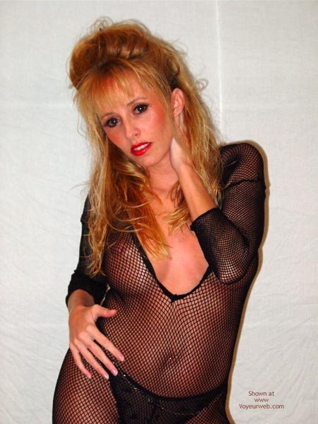 Pic #1 Summergirl Fishnet Pleasure 2