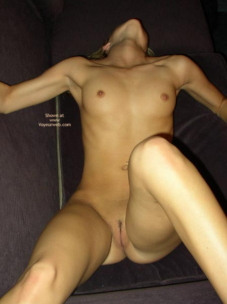 Laying On Sofa - Arched Back, Shaved Pussy, Small Breasts, Small Nipples , Laying On Sofa, Shaved Pussy, Leaning Back, Small Nipples, Small Breasts, Arched Back, Very Small Nipples
