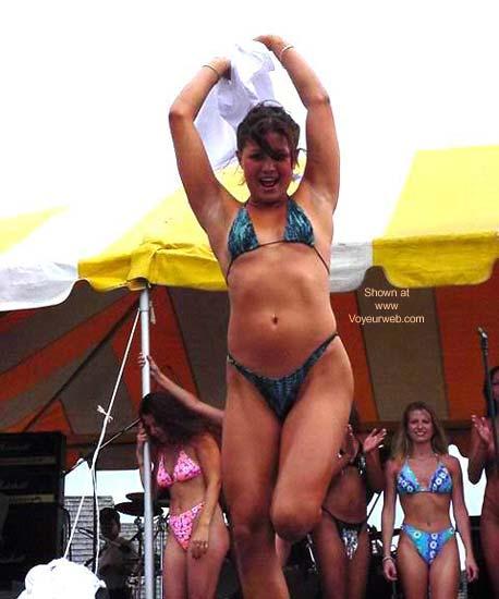Pic #1 Beach Fest 2001 Bikini Finals