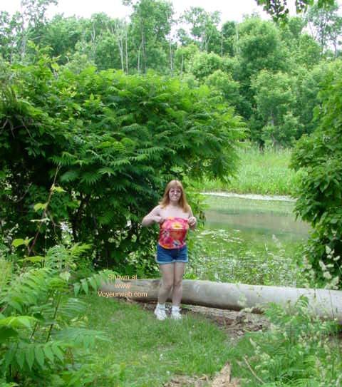 Pic #1 Natural Redhead