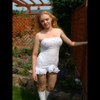 Naughty In The Back Garden