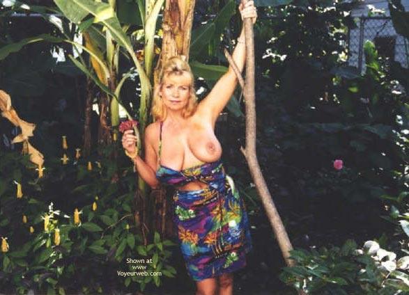 Pic #1 Topless In  Jamacia