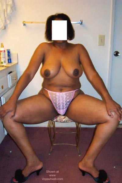 Pic #1 Chocolate BBW Wife
