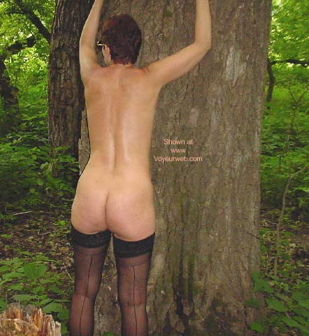 Pic #1SweetNips - A Little Lace in The Woods