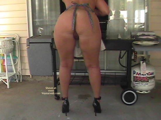 Pic #1 Cookin Ass
