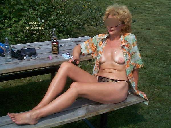 Pic #1 Lynn Out At The Lake