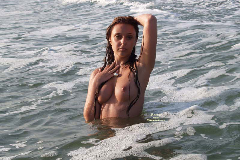 Pretty Girl Posing In Ocean - Brown Hair, Brunette Hair, Dark Hair, Erect Nipples, Long Hair, Topless, Naked Girl, Nude Amateur , Mermaid In The Sea, Topless In Ocean, Wet Body, Long Wet Hair Dark, Beautiful Breasts, Brunette Long Hair, In The Ocean, Playing In The Surf, Topless In The Ocean, Tight Firm Nipples, Half Underwater, Young Naked Girl In The Water, Standing Topless In Ocean Water, Nude In Sea, Topless At The Beach, The Mermaid Arises From The Sea, Wet Hair