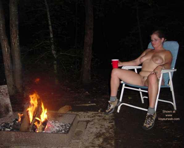 Pic #1 Alyssa Camping