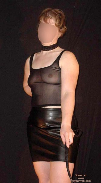 Pic #1 Hot Kate In Leather