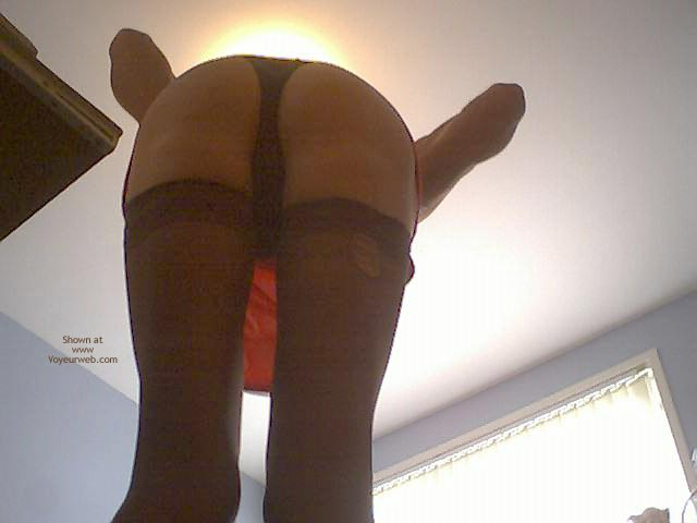 Pic #1 1st Time In Stockings