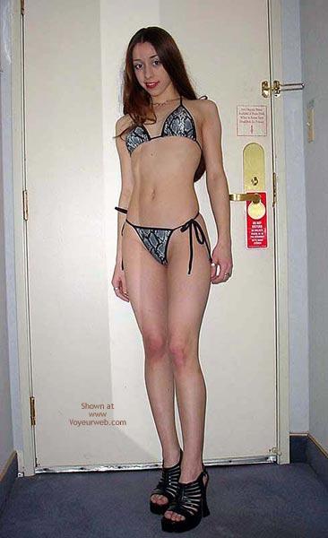 Pic #1 Hennie'S Snake Skin Bikini