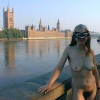 UK Jane Sightseeing in London