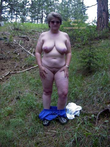 Pic #1 Outdoor Woman Again