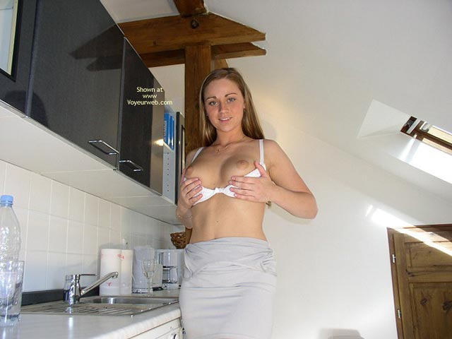 Pic #1 Anne In The Kitchen